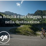 In bici da soli o in compagnia ?