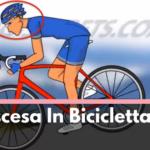 Discesa in bicicletta