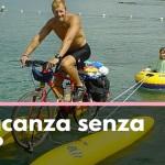 in vacanza senza bici