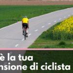 Il tempo del ciclista amatoriale