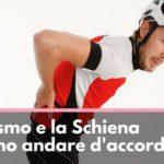 ciclismo e dolore alla schiena