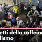 Effetti della caffeina nel ciclismo